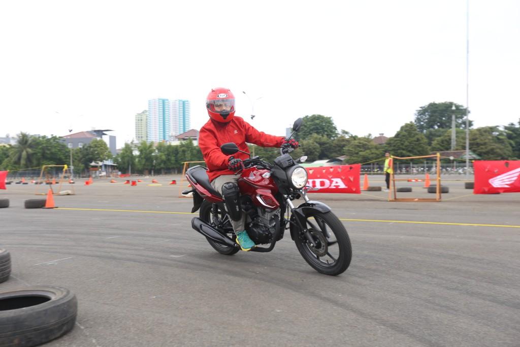 Honda CB150 Verza - Produk Baru Dari AHM