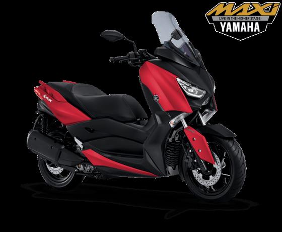 Yamaha Kembali Buka Pemesanan Online XMAX 250