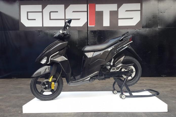 "Presiden Jokowi Nantikan Peluncuran Sepeda Motor ""GESITS"""