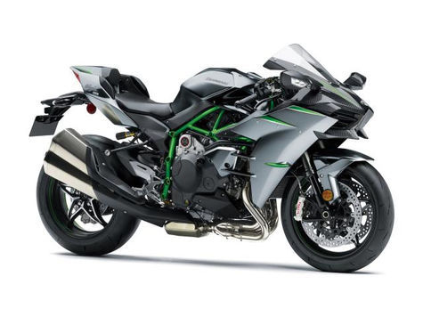 Kawasaki Berikan Mesin Lebih Powerfull Tuk Ninja H2