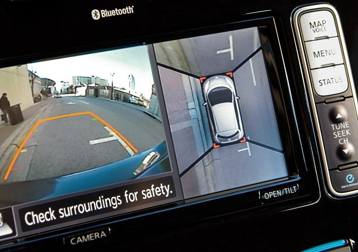Teknologi Terbaru Nissan Untuk Sektor Keamanan