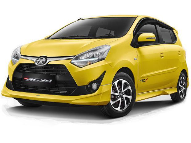 Agya Semakin Mahal, Toyota Indonesia Beri Klarifikasi