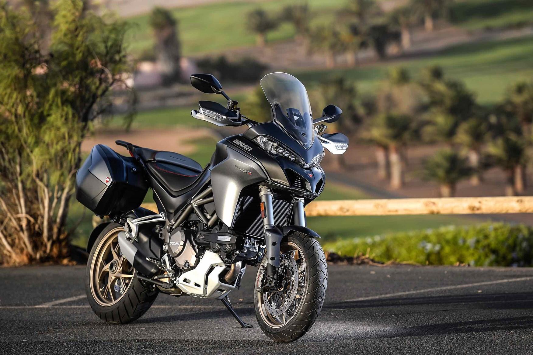 Ducati Siapkan Moge Tuk Hadapi BMW R1250GS