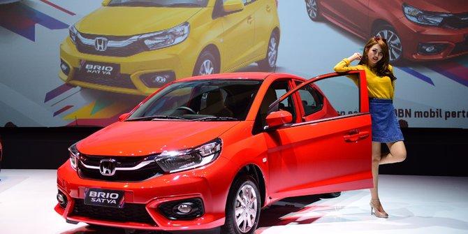 Honda Resmi Umumkan Harga Untuk Brio 2nd Generation