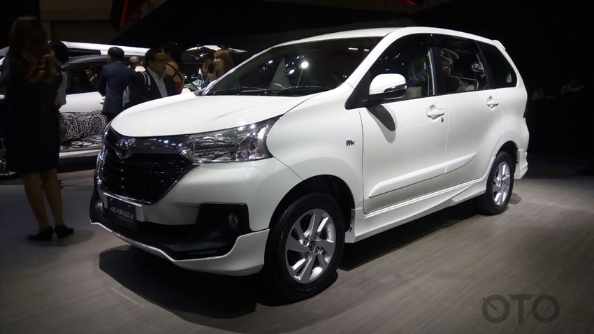 Toyota Avanza Jadi MPV Terlaris Di Tahun 2018