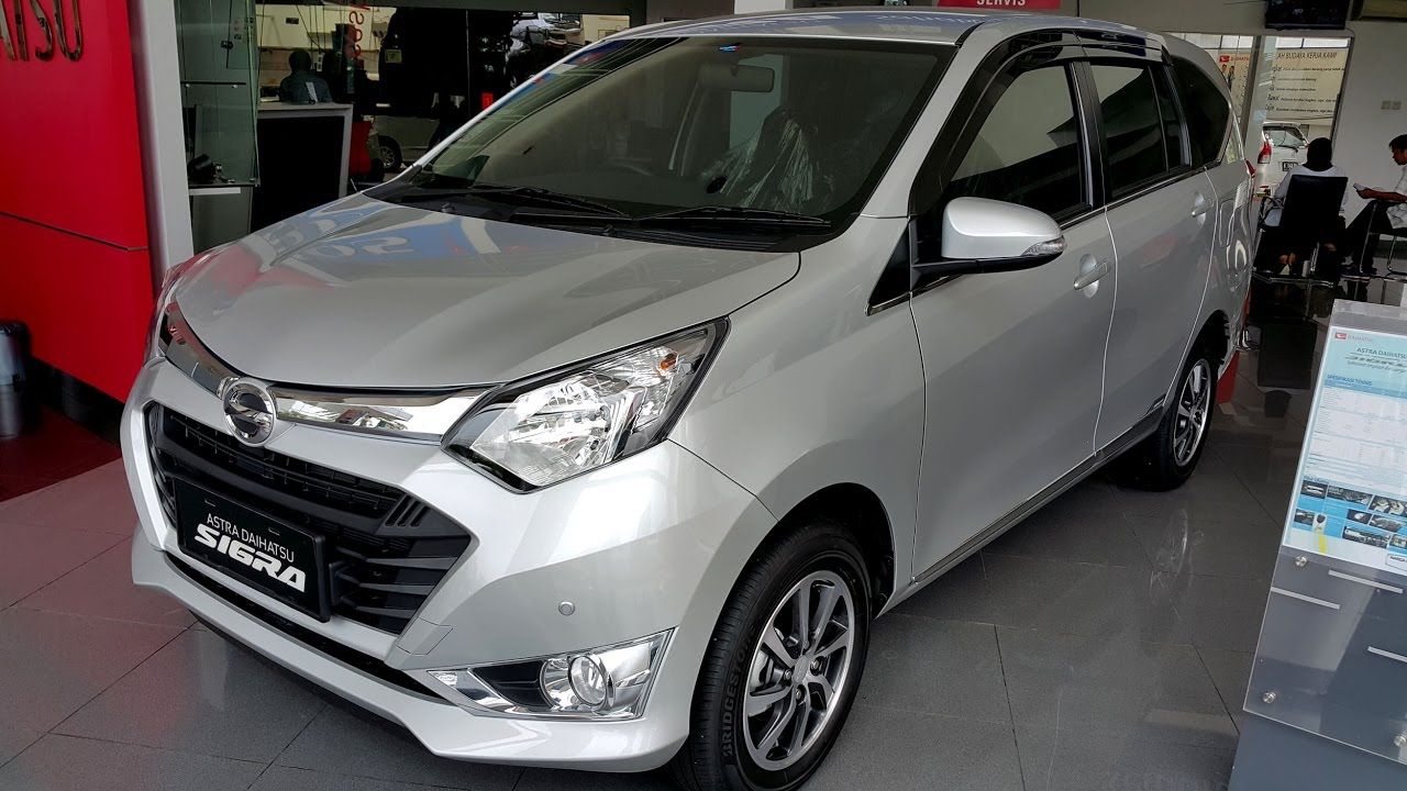 Sigra Mendominasi Peningkatan Penjualan Daihatsu