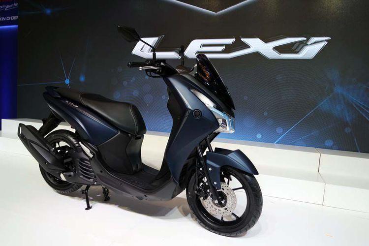 Yamaha Lexi Akhirnya Dapat Pengereman ABS
