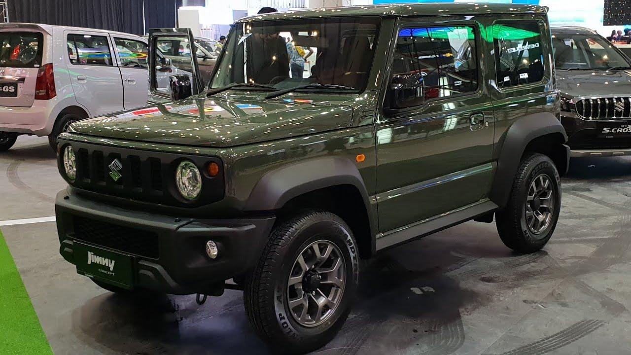 Modifikasi Resmi Untuk Suzuki All New Jimny Sierra