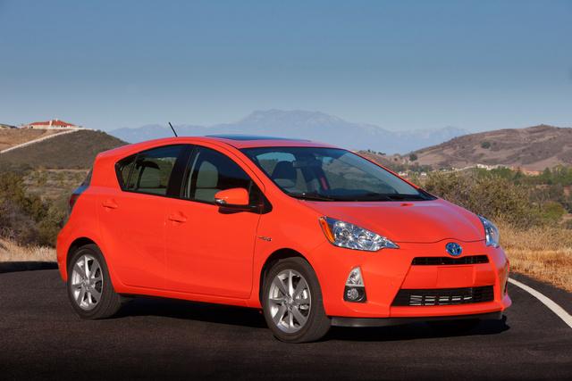 Prius C Akan Disuntik Mati Oleh Toyota