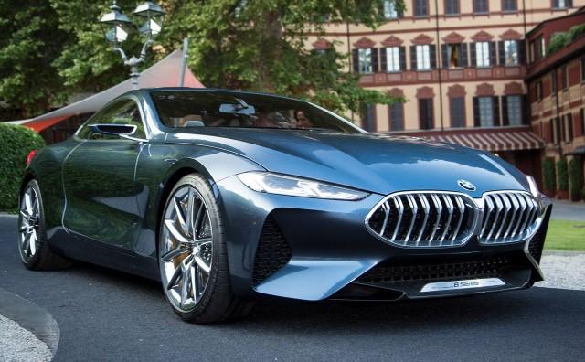 Kelebihan BMW Series 8