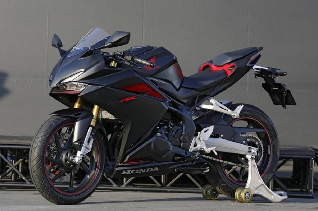 Intip Kegagahan Dan Spesifikasi Yang Dibawa Honda CBR250RR