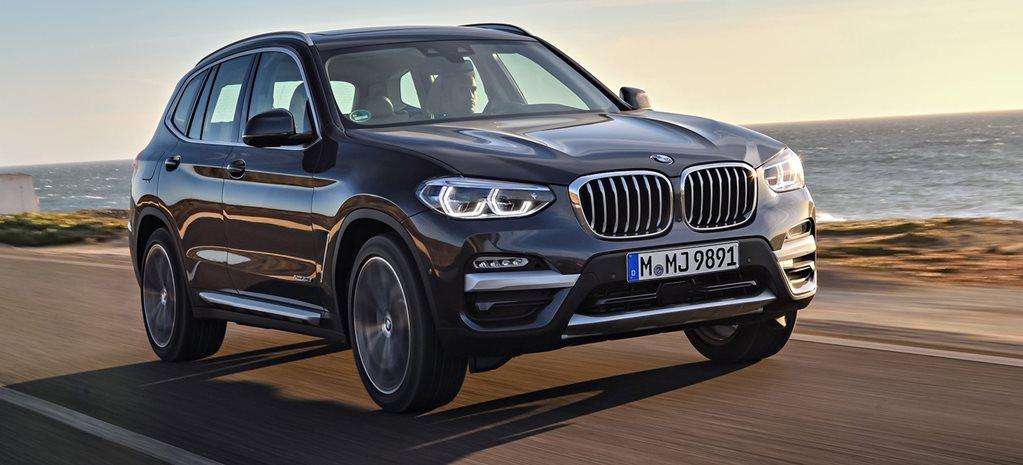 BMW Luncurkan X3 sDrive20i Di Pasar Tanah Air