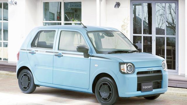 Daihatsu Luncurkan Mobil Imut Dengan Gaya Retro