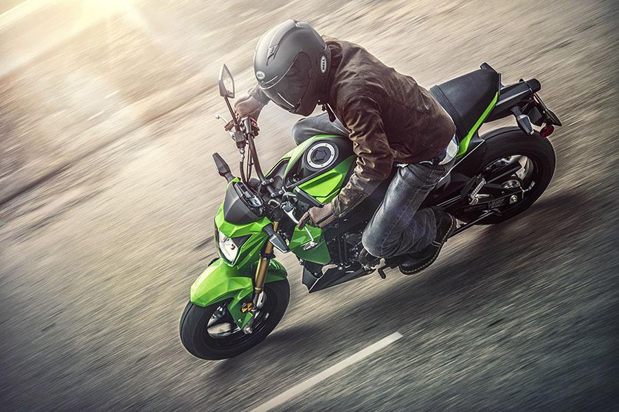 Kawasaki Resmi Perkenalkan Z125 Pro Melalui Ajang Intermot