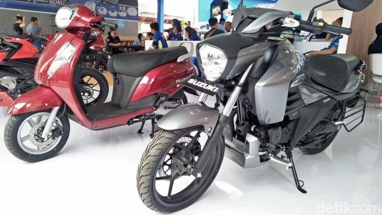 Eksisensi Suzuki Naik Dan Berdampak Pada Peningkatan Penjualan
