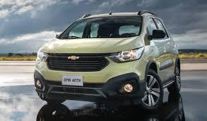 Chevrolet Spin Hadir Dengan Wajah Baru Yang Lebih Tampan