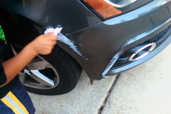 Beberapa Cara Untuk Menghilangkan Goresan di Mobil