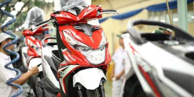 Ini Bukti Kalau Honda Beat Laris di Negara Asia