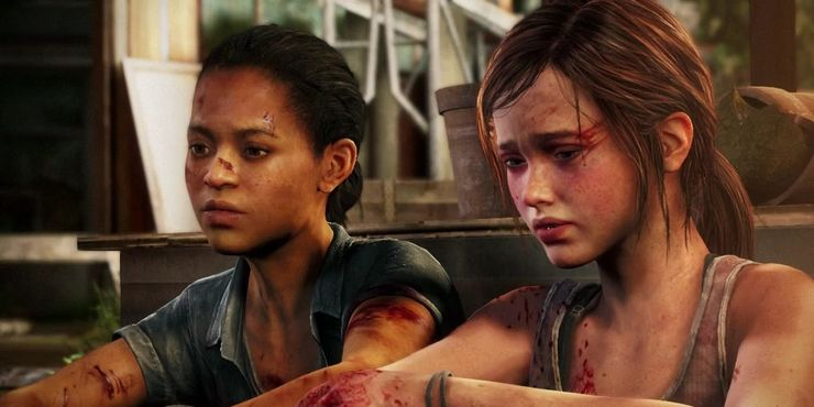Riley Di Dalam The last Of Us Tv Show