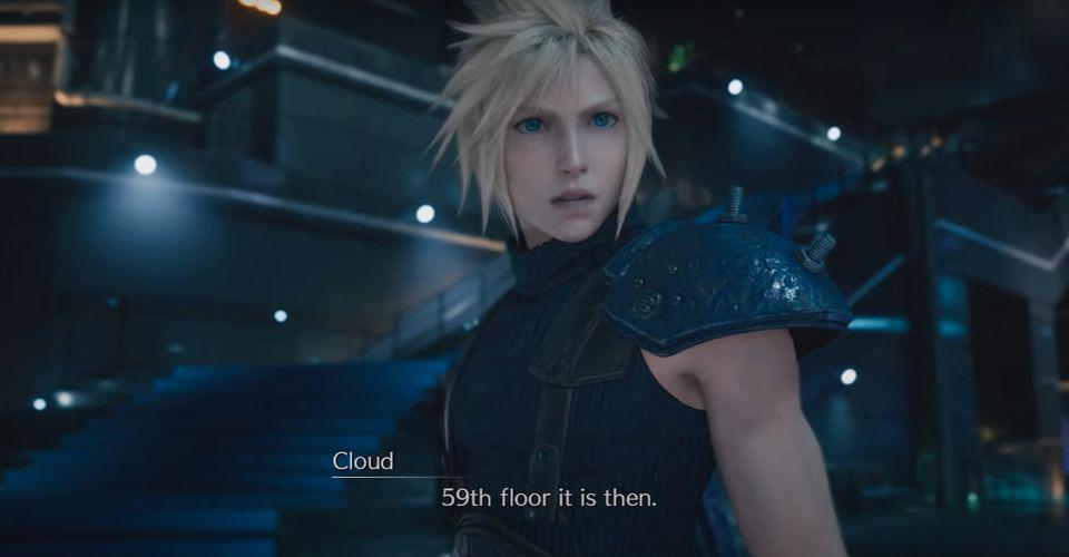 Apakah Kamu Harus Menaiki Tangga Atau Elevator Di Final Fantasy 7 Remake