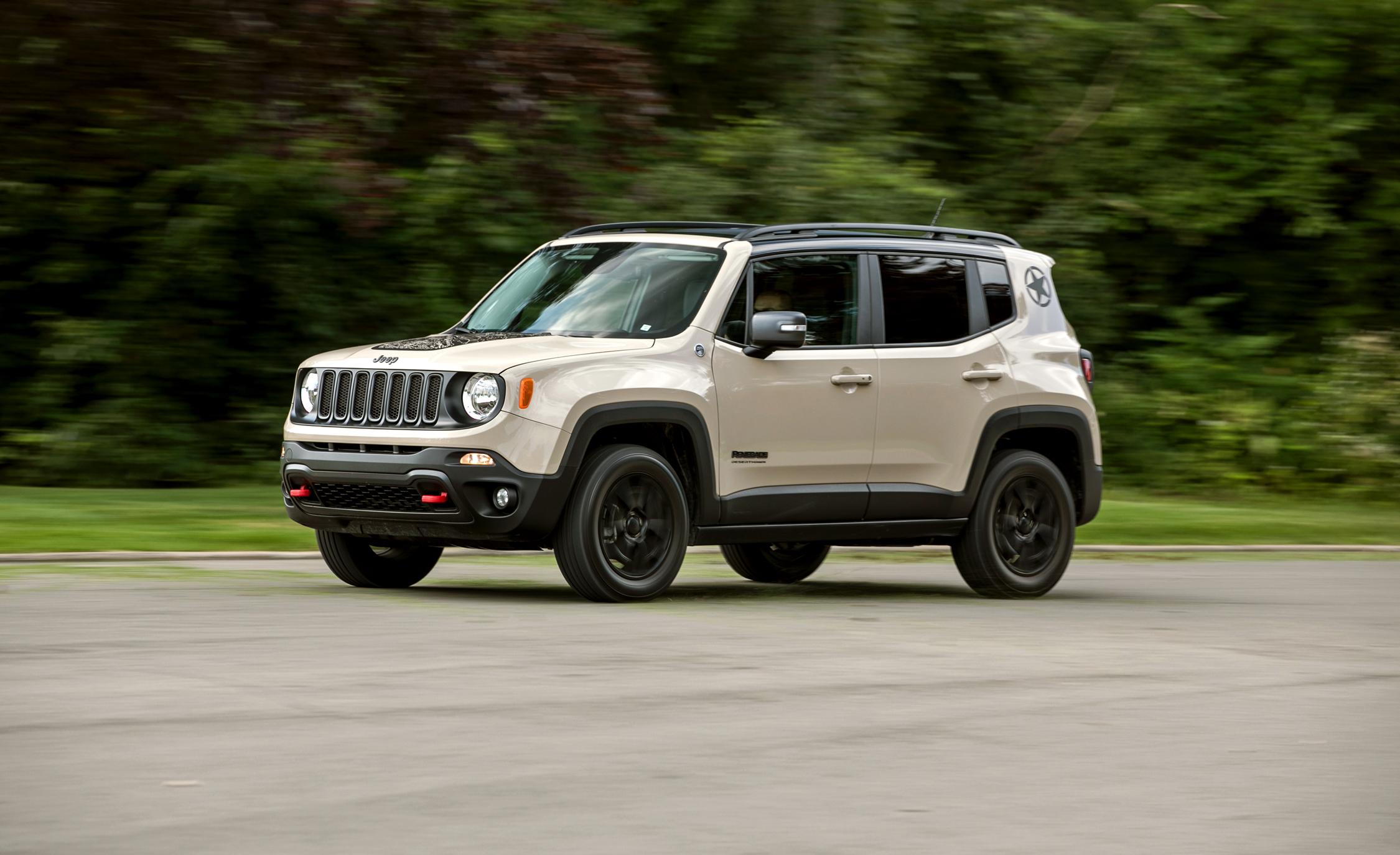 Jeep Renegade 2018, Penantang Sejati Suzuki Jimny