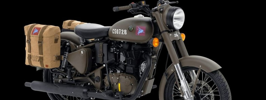 Royal Enfield Classic 500 Pegasus Limited Edition