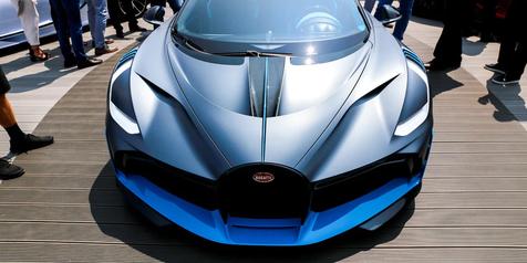 Bugatti Chiron Divo - Mobil Dengan Harga Mencapai 84 Miliar