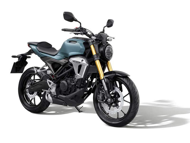 Intip Kegagahan New Honda CB150R