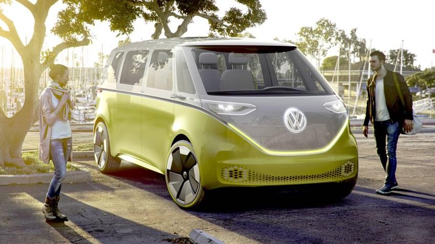 Volkswagen Siapkan Kombi Elektrik Di Tahun 2020 Depan