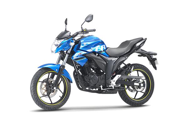 Suzuki Gixxer 250 Akan Hadir Di Pasar India
