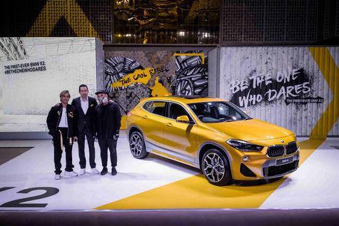 BMW Bidik Kalangan Muda Dengan Luncurkan BMW X2
