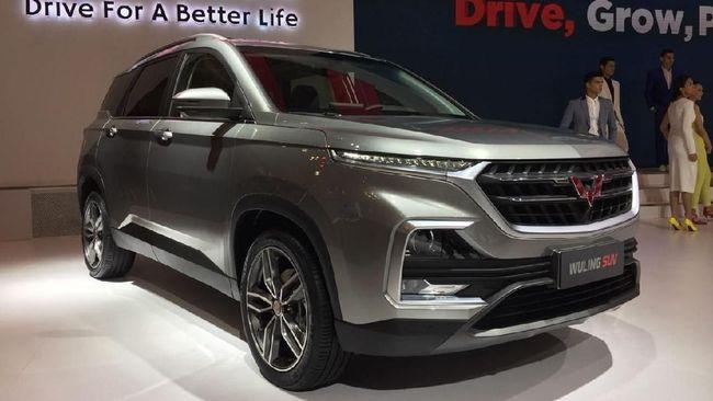 Wuling Tengah Siapkan SUV Baru Tuk Sambut Kuartal 1 2019