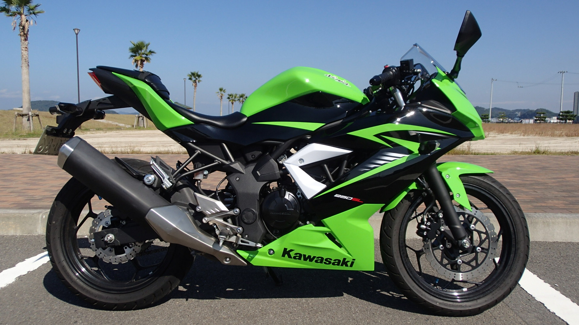 Kawasaki Ninja 250SL 2019 Akan Diluncurkan Awal Maret Ini