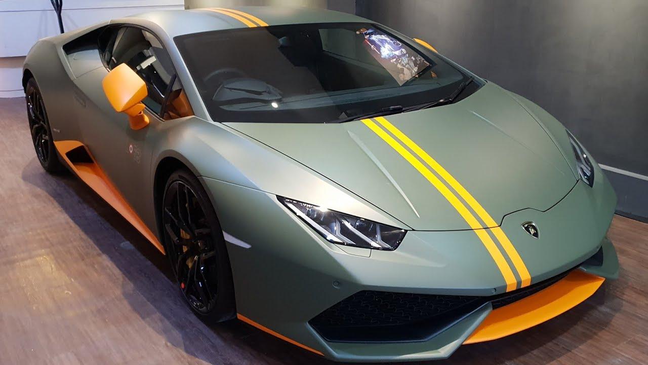Lamborghini Avio Hanya Tersedia 1 Unit Di Indonesia
