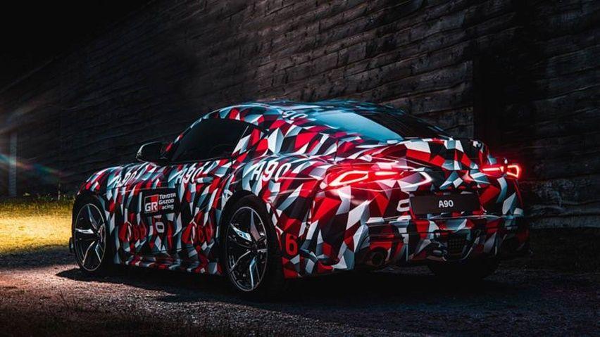 Debut Toyota Supra Terbaru Di Goodwood Terkesan Malu-Malu