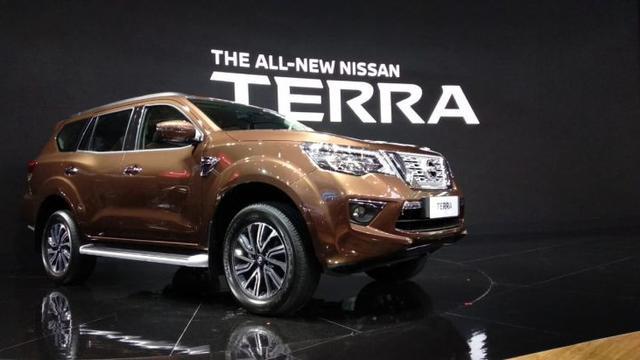 Produk Terbaru Nissan: Serena 2019 Dan Terra Siap Meluncur
