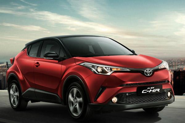 Toyota CH-R Dipastikan Mengaspal Di Indonesia Tahun Ini