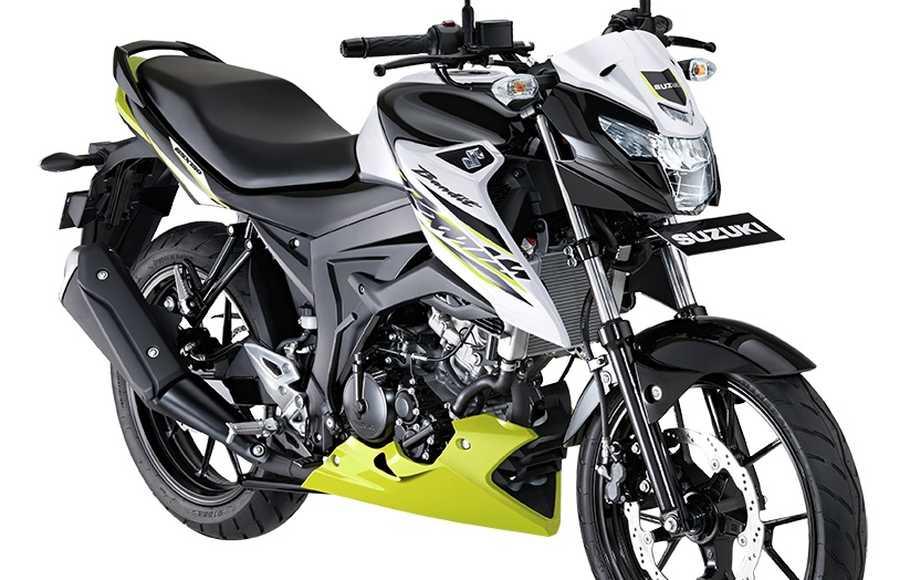 Suzuki Bandit 150 Siap Mengaspal Tahun Ini