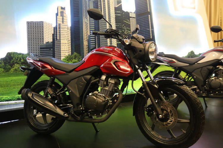 AHM Luncurkan Honda CB150 Verza