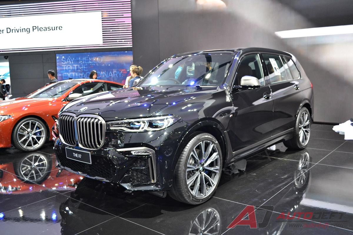 BMW X7 Resmi Diperkenalkan Di Bangkok Motor Show 2019