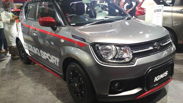 Suzuki Ignis Masih Diimport Dari India
