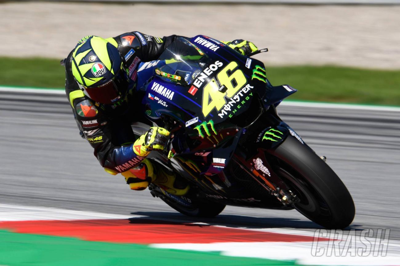Rossi Memang Belum Habis, tapi ...