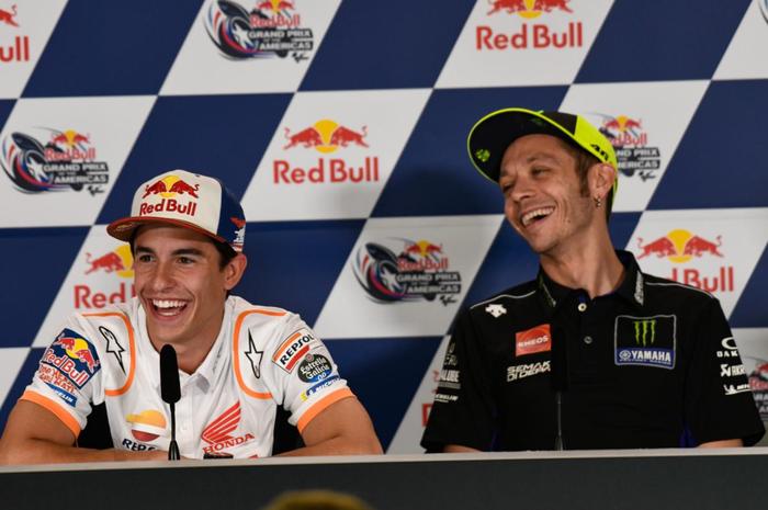 Memiliki Peluang Di salip Oleh Marc Marquez,Rossi Mengklaim Membuang Tiga gelar Juara Dunia