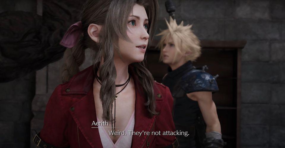 Bagaimana Mendapatkan Church Materia Di Final Fantasy 7 Remake